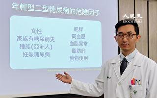年輕人也中招 二型糖尿病發現高中生病例