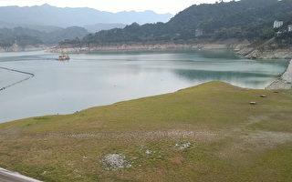 鋒面挹注有限 近半水庫水量低於2成