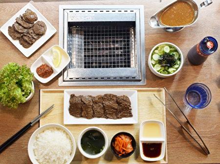 """""""烧肉LIKE""""看好台湾健康饮食风气,选定台北京站店为未来肉的海外贩售首店,并祭出期间限定的优惠价格。"""