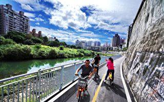 景美溪左岸自行車道串連 四通八達暢遊雙北
