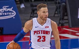 NBA格里芬投入懷抱 籃網組4巨頭
