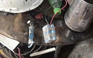 电动车又烧  桃园消防局:锂电池安全应注意