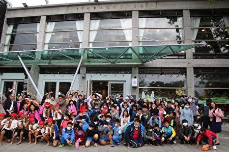 台東啟動文化種子萌芽計畫,讓偏鄉大武的孩子到市區實際體驗藝文活動。