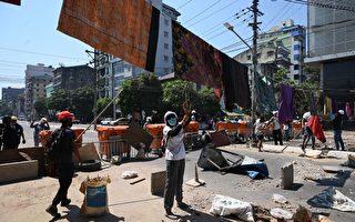 「無法對人民開槍」 緬甸警逃至印度