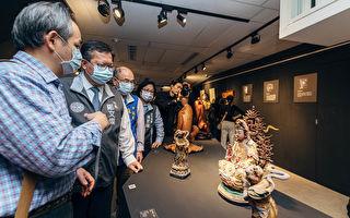 土地公文化馆神像工艺特展   传达珍贵庶民工艺