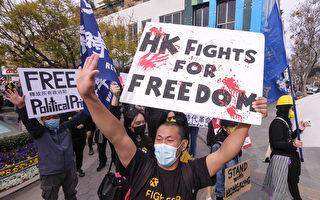 法律战处理香港 恐成中共对台样本