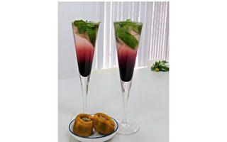波森莓金桔柿霜  莓果新饮品上市
