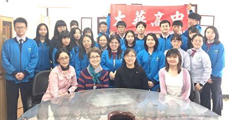 私立大華中學繁星熠熠,錄取人數更突破去年紀錄近七成五。