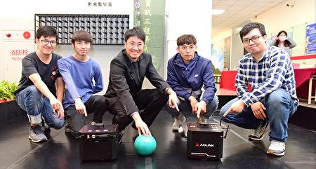 中原资工将设置全台首创AI机器人5G专网实验室,师生对先进设备与课程充满期待。