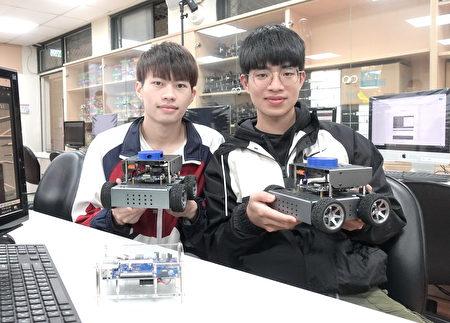 中原大学与科技大厂携手培育高阶技术人才,打造全台首创AI机器人5G专网实验室。