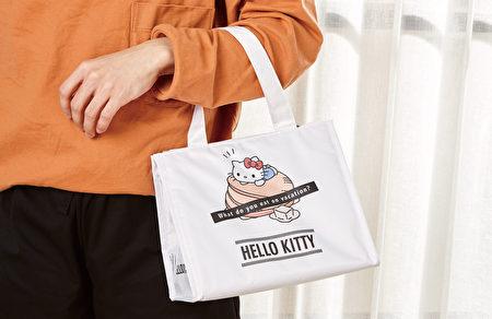 HELLO KITT保温午餐袋卡友礼。