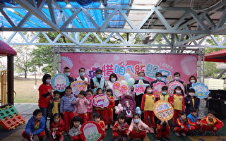 嘉基捐贈1000個新生兒防護面罩 守護小小幼苗