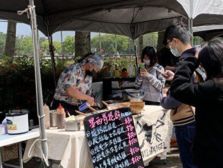 墨西哥捲餅大受歡迎。