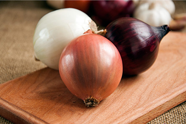 洋蔥可增強免疫力、降三高,選這2色洋蔥抗氧化效果更好。(Shutterstock)