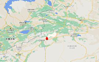新疆拜城县今早连发两次地震 最高5.4级