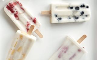 節食零負擔 椰奶冰棒解救味蕾