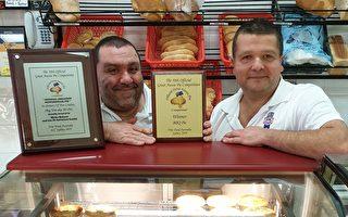 维州最佳蛋糕比赛 墨尔本香草切片连两年夺魁