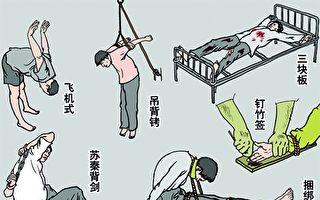 12年冤狱 法轮功学员杨成山眼睛一度被打瞎