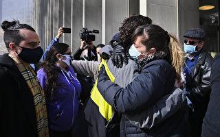 對央街撞人案凶手的假釋判決 可能是個問題