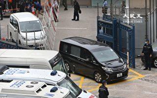12港人案昨返港7人提讯 因隔离全部缺席