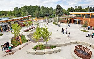 埃德蒙頓動物園開放戶外活動