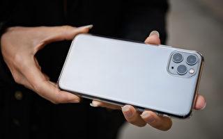 iPhone手機在湖底泡水半年 竟然還能用