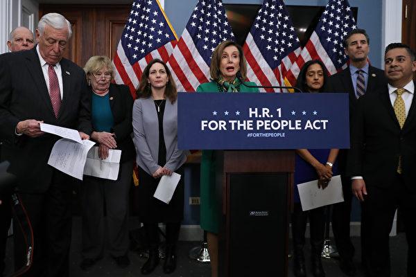 美20州检长:HR.1选举法案若成法律将提告