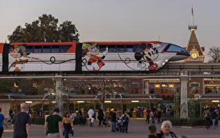 加州迪士尼樂園宣布:4月30日重開