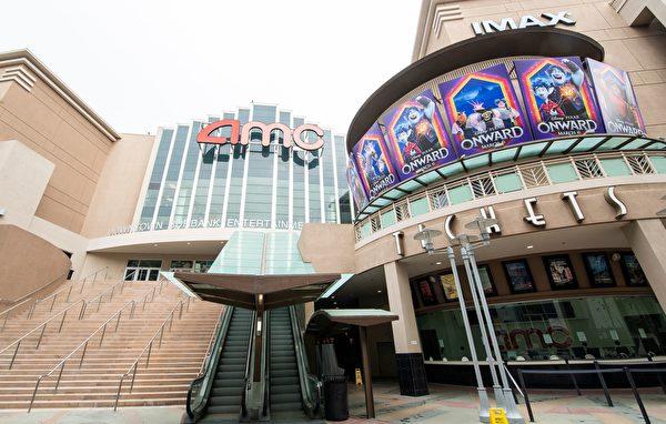 AMC本周开放洛县25家电影院