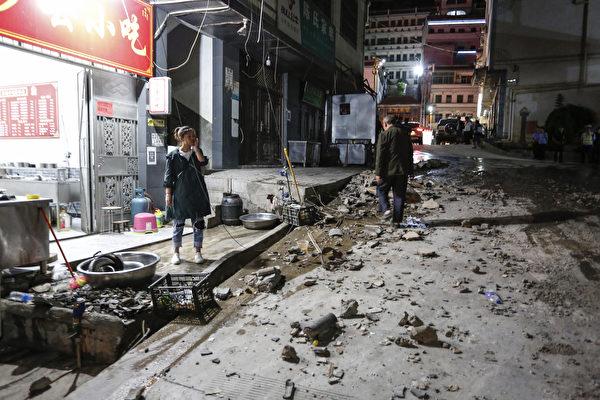 西藏5.8级地震 近半月大陆7省市接连地震