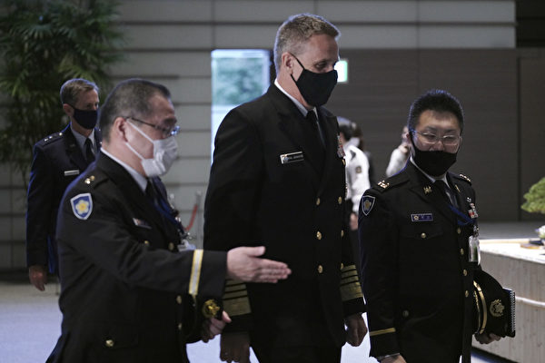 美司令警告中共东风导弹威胁 美需死守关岛