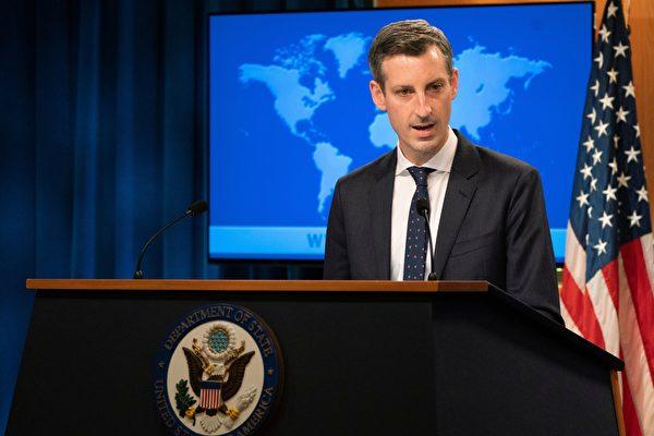 中共频频侵扰台湾和菲律宾 美国务院回应