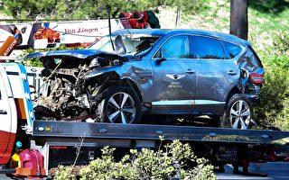 老虎·伍茲疑車禍失憶 不記得自己曾開車