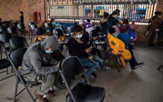 德州边境108名被释非法移民病毒检测呈阳性