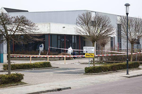 組圖:荷蘭病毒檢測中心爆炸 疑遭蓄意破壞