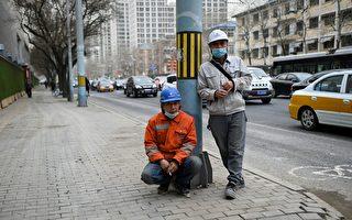 沙塵回流 北京又灰濛 多省仍現沙塵天氣