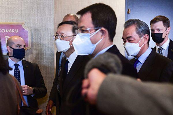 钟原:美中会谈折射出中共外交系统内斗