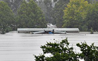 組圖:澳洲東部豪雨成災 數千人被迫撤離