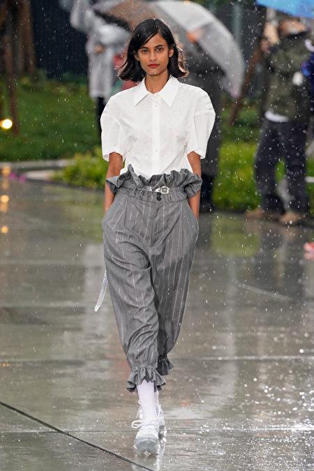 時尚, 穿搭, 襯衫, 時裝