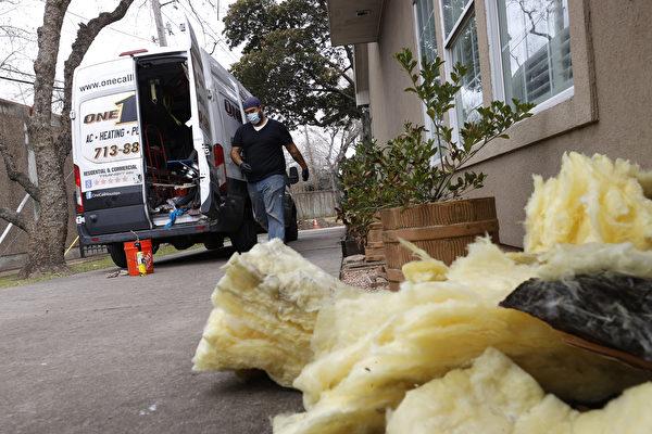 幫助災後修復 冬季風暴基金會撥款165萬