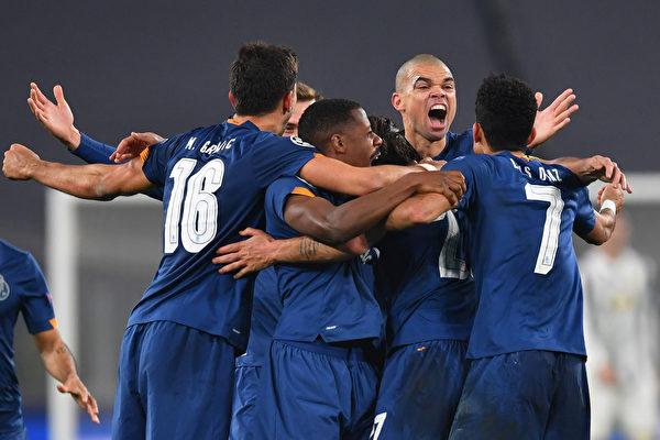 歐冠16強次回合:梅西和C羅雙雙無緣八強