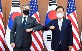 美高层访韩重申对中共强硬 为美中会谈定调