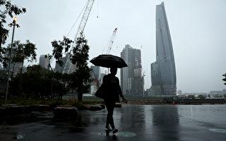 新州会有危险性暴雨 州长:周末应谨慎出行