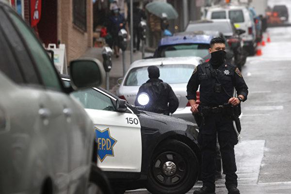 旧金山华裔老兵遭袭击 一嫌疑人被捕