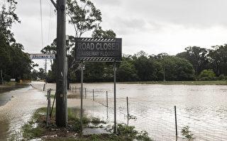暴雨引发洪水 新州数个地区居民紧急疏散
