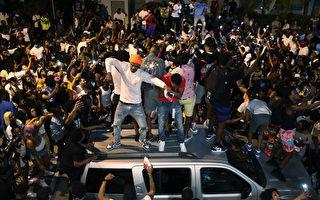 度假者無視宵禁令 邁阿密警方1個月逮捕上千人