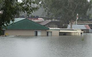 新州洪災致近萬人索賠 理事會宣布保險災難