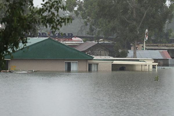 悉尼大暴雨和洪水