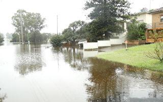 澳气象局警告:天虽放晴 新州洪灾风险犹在