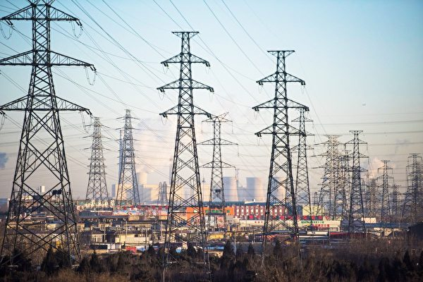 大陸10餘省又一輪限電停產 企業損失巨大
